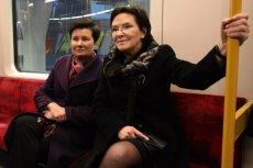 W przedwyborczy piątek Ewa Kopacz odwiedziła II linię metra, gdzie zachwalała umiejętności Hanny Gronkiewicz-Waltz