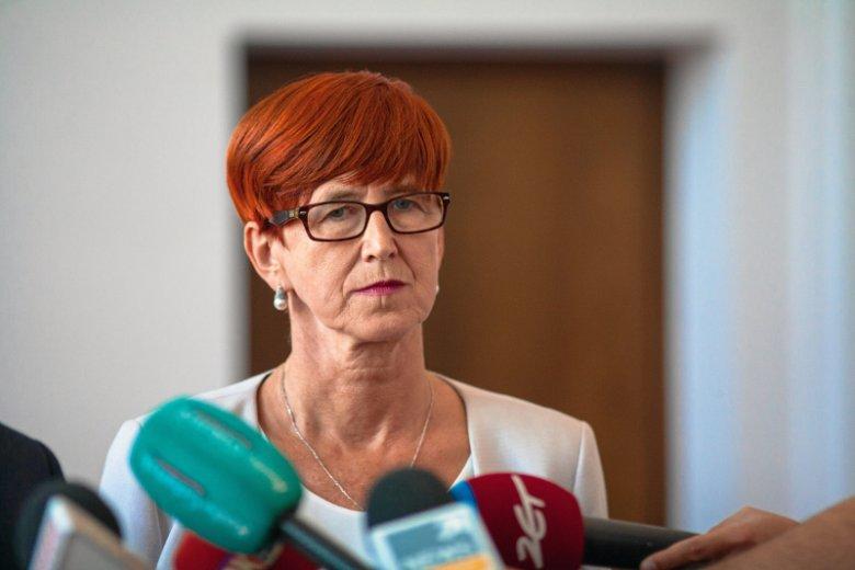 Syn Elżbiety Rafalskiej nieświadomie zaszkodził mamie-minister.
