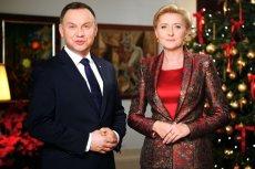 Para prezydencka złożyła tradycyjne życzenia świąteczne.