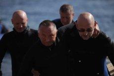 """Janusz Solarz ryzykując życie wrócił po wylewie do nurkowania. Jego niezwykłą historię można zobaczyć w filmie """"Deep Love""""."""