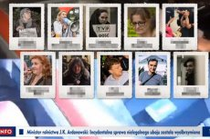 TVP ujawniła dane i wizerunki protestujących pod siedzibą TVP. Doszło wtedy do incydentu z udziałem demonstrujących i dziennikarki Magdaleny Ogórek.