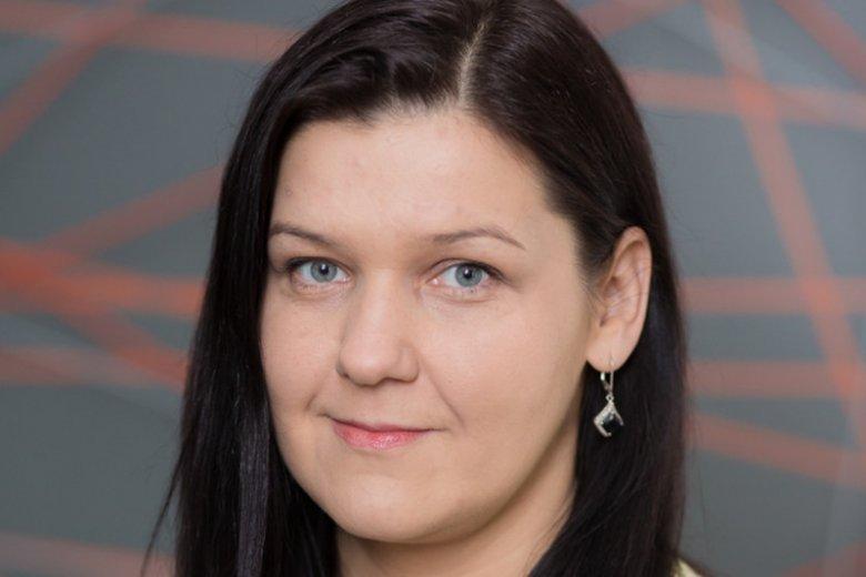 Anna Kaczmarek, redaktor prowadząca Dział Zdrowie.
