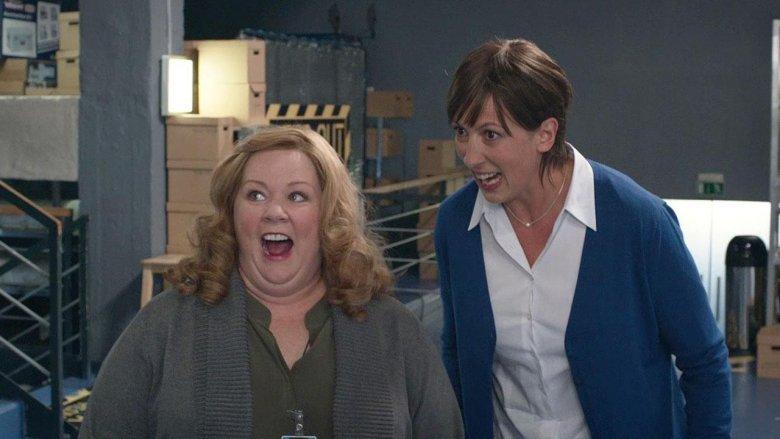 Melissa McCarthy (z lewej) jest obecnie jedną z najbardziej dochodowych gwiazd Hollywood, a w tym roku była po raz drugi nominowana do Oscara