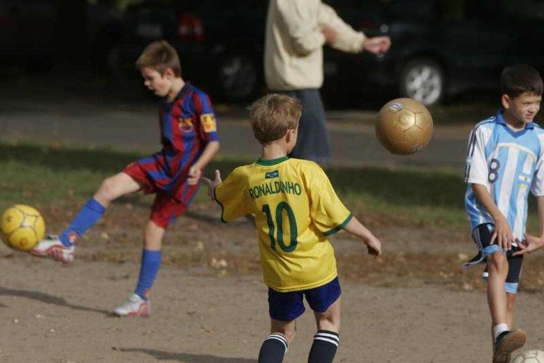 38a0426e587aac Szkółki piłkarskie w Polsce - dzięki nim być może doczekamy się naszego  Ronaldinho