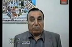 """Aslan Usojan znany, jako """"Dziadek Hasan"""" zginął w centrum Moskwy."""
