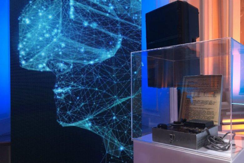 NSP-1 to radiostacja za pomocą której żołnierze podziemia komunikowali się z rządem na emigracji