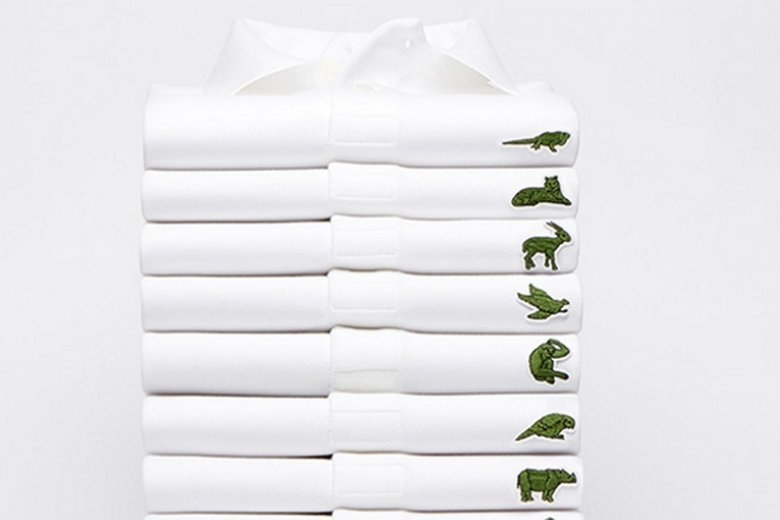 Kultowy krokodyl zniknie z koszulek Lacoste