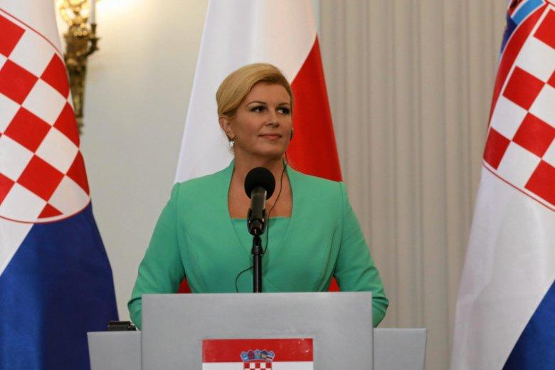 Prezydent Chorwacji kilka lat temu została pomylona z żoną znanego rapera.