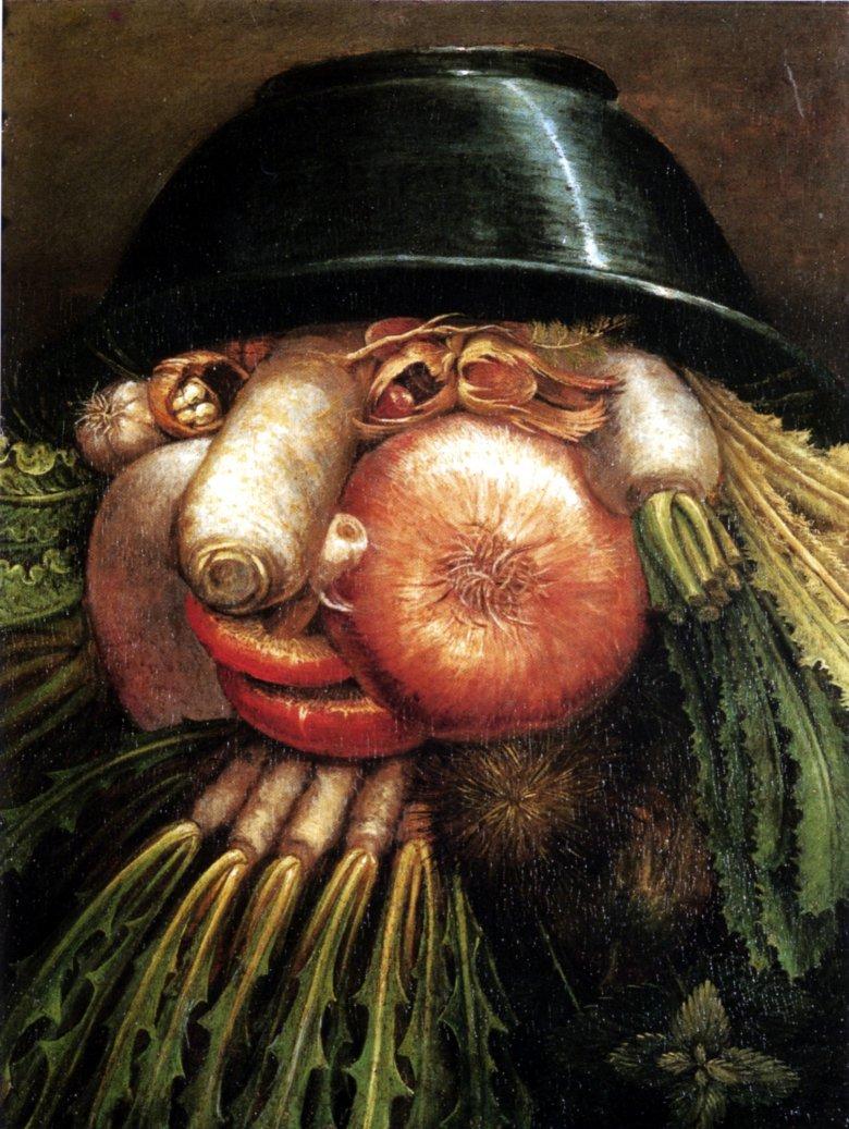 Giuseppe Arcimboldo, Der Gemüsegärtner