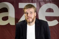 Adrian Zandberg jest jednym z najpopularniejszych obecnie polityków lewicy.