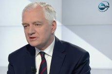 Jarosław Gowin skrytykował w TVN24 działania rządu, który współtworzy. Zgodził się, że działania gabinetu budzą watpliwości konstytucyjne.