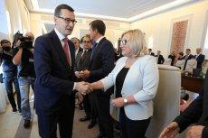 """""""Rzeczpospolita"""" informuje, że Beata Kempa może wystartować w wyborach do PE."""