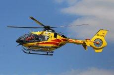 Trzyletnia dziewczynka została kopnięta w głowę przez konia. Lotnicze Pogotowie Ratunkowe przewiozło ją do szpitala w Krakowie.