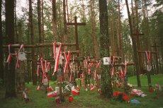Rosjanie chcą na terenie Miednoje przeprowadzić gigantyczne prace ekshumacyjne.