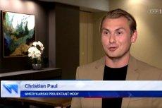 """Christian Paul istnieje. Dzień po materiałe """"Wiadomości: założono mu kanał na YouTube."""