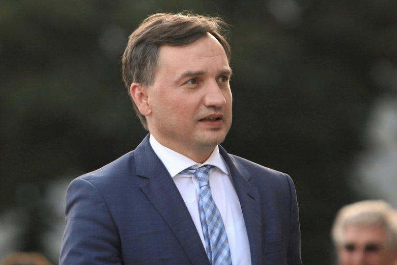 Wniosek do sądu złożył rzecznik dyscyplinarny Zbigniewa Ziobry.
