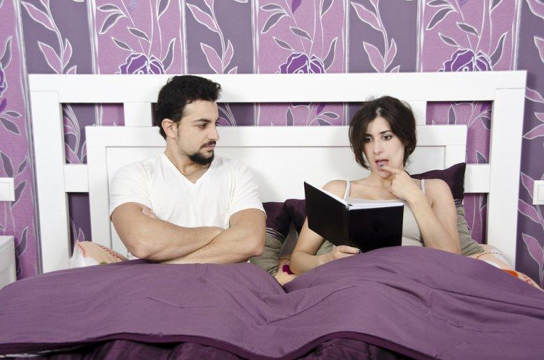 Zdaniem seksuologów odnalezienie wspólnej pasji może pomóc przezwyciężyć marazm [url=http://tinyurl.com/pk8unau]łóżkowy.[/url]