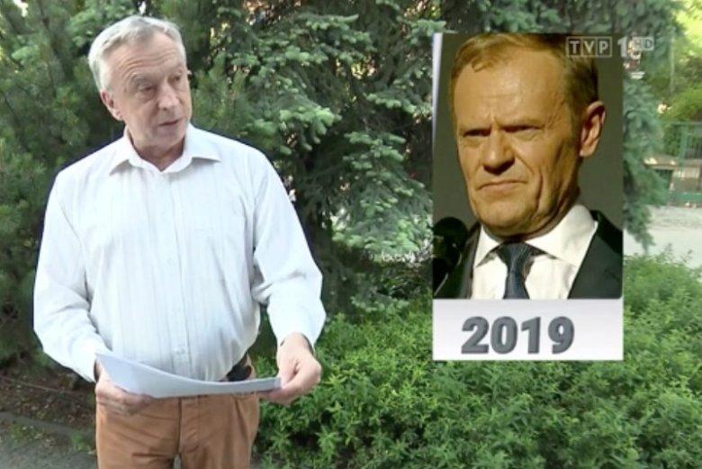 Zbigniew Lazar - właściciel agencji Modern Corp., często gości jako ekspert w TVP i innych prawicowych mediach.