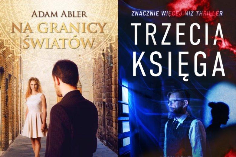 Adam Zaremba Śmietański wydał już dwie książki. Na tym jednak nie poprzestanie, w tej chwili przygotowuje już trzecią powieść