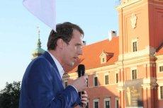 Konrad Berkowicz chce stanąć do debaty z Janem Hartmanem.