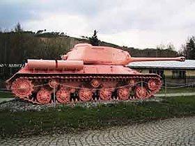 różowy czołg