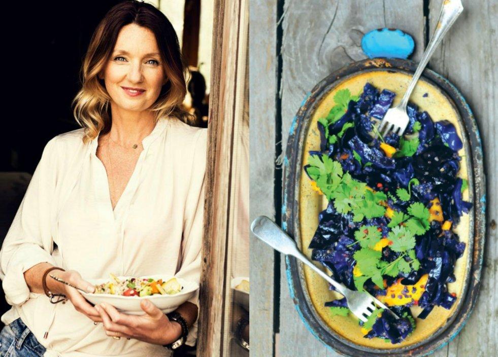 """Maia Sobczak, autorka książki """"Qmam kaszę"""", prowadzi warsztaty edukacyjne i kulinarne, konsultacje żywieniowe. Organizuje wyjazdy, na których zaraża pasją do zdrowego stylu życia, pachnącego jedzenia, ruchu oraz odmiennego spojrzenia na siebie i innych."""