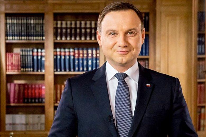 Andrzej Duda podpisał ustawę medialną