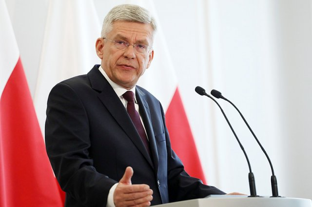 Stanisław Karczewski stanowisko marszałka Senatu na fotel prezydenta Warszawy. Polityk PiS zdradził, że jest jednym z pretendentów do walki o schedę po Hannie Gronkiewicz-Waltz.
