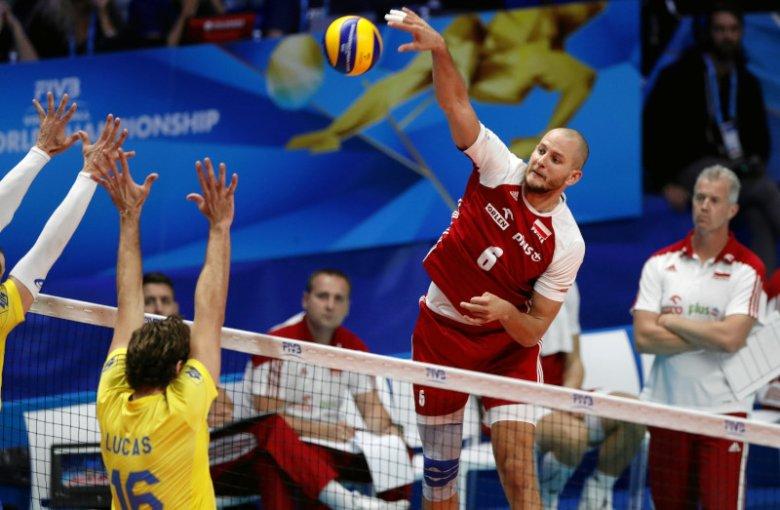 Bartosz Kurek był dziś nie do zatrzymania.