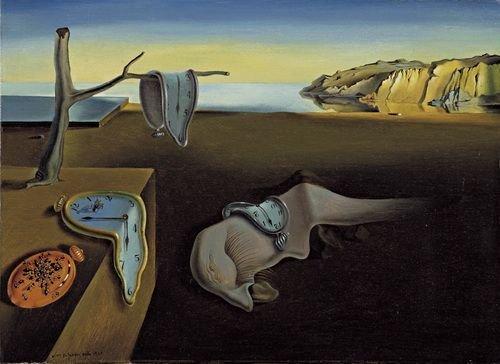 Salvador Dalí, Trwałość i pamięć