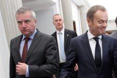 Paweł Graś to nie tylko wieloletni bliski współpracownik Donalda Tuska. Uchodzi też za jednego z przyjaciół byłego premiera, a obecnie szefa RE.