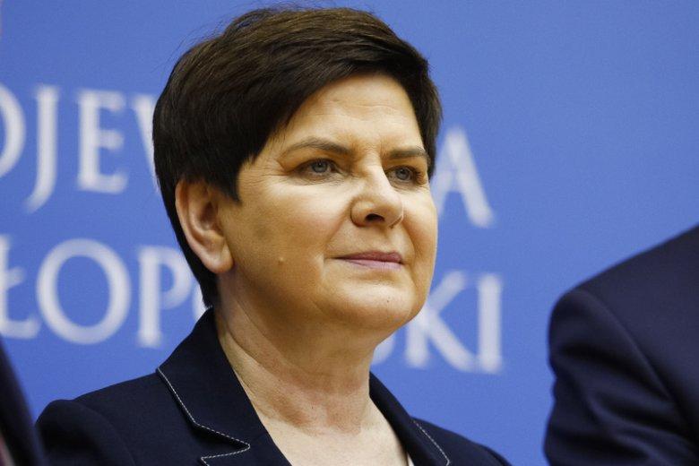 Według doniesień mediów Szydło miała po sporym sukcesie w wyborach do PE otrzymać stanowisko komisarza UE.