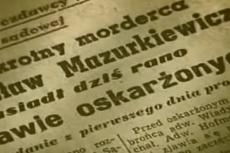 """Do Władysława Mazurkiewicza przylgnęła łatka """"eleganckiego mordercy""""."""