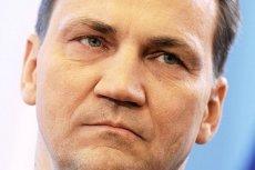 Radosław Sikorski znowu wywołał burzę na Twitterze.