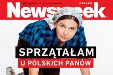 """""""Newsweek"""" opisuje pracę ukraińskich pokojówek w Polsce."""