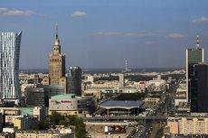 Naprzeciwko Pałacu Kultury i Nauki powstanie najwyższy budynek w Unii Europejskiej.
