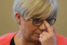 Julia Przyłębska od roku jest prezesem Trybunału Konstytucyjnego