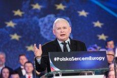 W czasie konwencji PiS w Wieluniu Jarosław Kaczyński straszył zalewem muzułmańskich imigrantów.