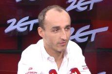 Robert Kubica nie ukrywa, że jego bolid w ekipie Williamsa nie spełniał oczekiwań.