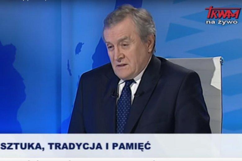 Muzeum POLIN komentuje słowa prof. Glińskiego ws. konferencji dot. Lecha Kaczyńskiego.