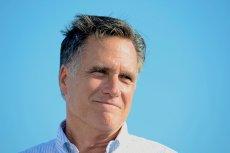Mitt Romney, republikański kandydat na prezydenta USA, który przegrał w wyborczym wyścigu z Barackiem Obamą.