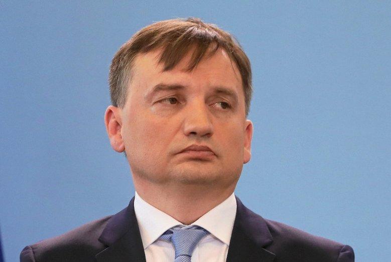 Zbigniew Ziobro poświęcił część konferencji, żeby zaatakować PO i PSL.