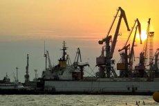 Rosjanie częściowo znieśli blokadę ukraińskich portów na Morzu Azowskim.