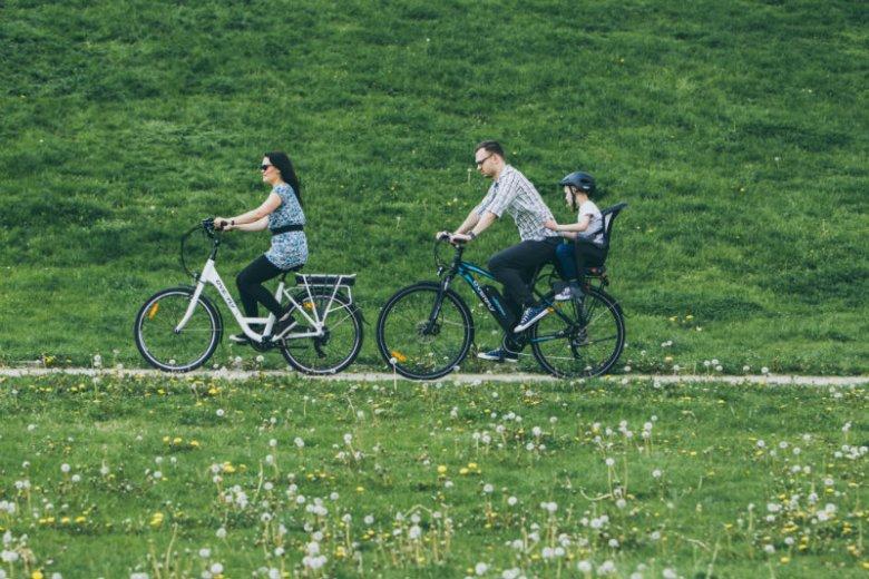 Czechy to dla producentów e-bike'ów zielona wyspa - tamtejszy rynek rośnie w ekspresowym tempie