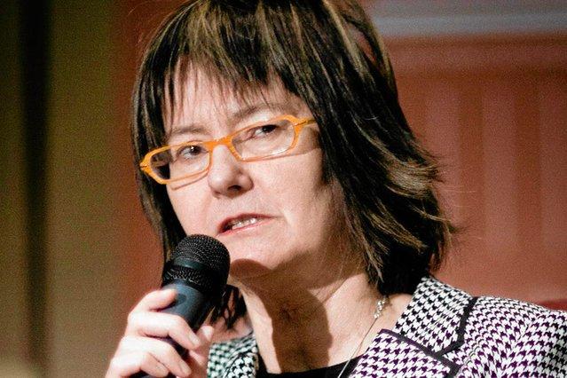 Irena Lipowicz, rzecznik praw obywatelskich  upomniała się o bardziej sprawiedliwe podatki.