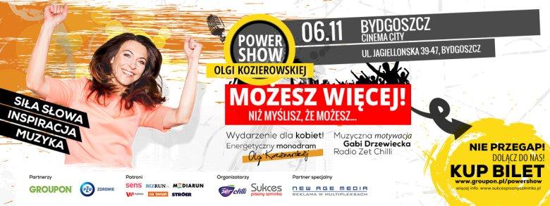 POWER SHOW Bydgoszcz