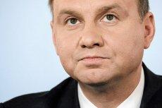 Prezydent Andrzej Duda obchodził wczoraj 45. urodziny.