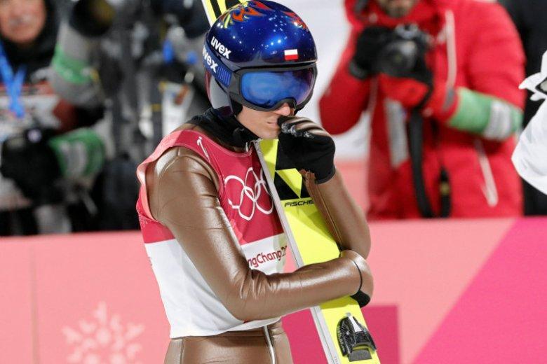Krzysztof Szczerski już ma wytłumaczenie co do ostatniego olimpijskiego konkursu na skoczni.