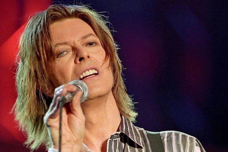 """Bowie spotykał się z Polką przed wydaniem drugiego albumu zatytułowanego """"Space Oddity""""."""