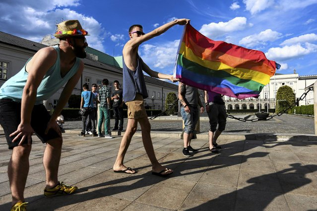 W Polsce zostanie wybrany kolejny Mr Gay Europe.